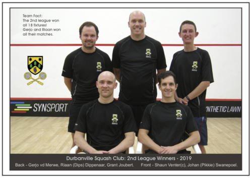dbv-squash-2nd-league-winners-2019
